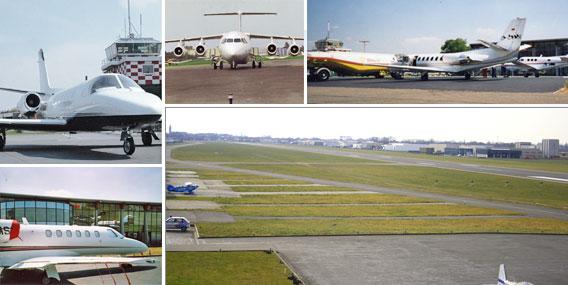 comment joindre l'aéroport Courtrai-Wevelgem